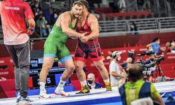M. Knystautas olimpiadoje debiutavo nesėkme, bet gali kovoti dėl bronzos