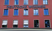 """""""Vonovia"""" pagerino pasiūlymą """"Deutsche Wohnen"""" akcininkams"""