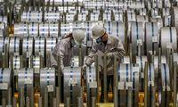 Kinijoje pramonės gamybos augimas liepą sulėtėjo iki žemiausio lygio per 15 mėnesių