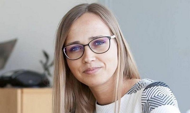 """Karolina Zygmantaitė, """"Maxima grupės"""" finansų vadovė. Bendrovės nuotr."""
