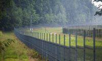 Pasienyje planuojama 4 metrų aukščio tvora, įrengimas kainuotų per 150 mln. Eur