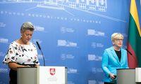Eurokomisarė: nelegalams turi būti parodyta, kad nėra laisvos prieigos į ES