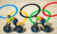 S. Krupeckaitė ir M. Marozaitė olimpiniame treke iškovojo penktąją vietą