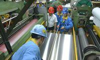 Po rekordinių apimčių Kinija sieks mažinti plieno gamybą