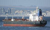 JAV kaltina Iraną dėl žmonių gyvybių pareikalavusios atakos prieš tanklaivį
