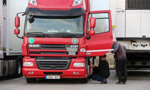 Lietuvos vežėjų darbo jėgos kaštai – tarp mažiausių ES