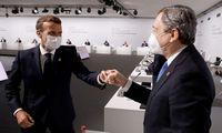 Naujasis superduetas – į didžiąją Europos sceną žengia išlaidauti pasiryžę E. Macronas ir M. Draghi