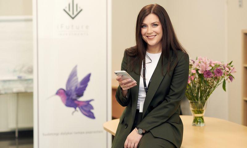 """Renata Medvedeva, """"iFuture Investments"""" direktorė. Įmonės nuotr."""
