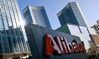 """""""Alibaba"""" uždirbo mažiau pelno, tačiau išlaikė pajamų augimą"""