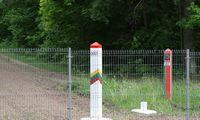 Baltarusijos pasieniečiai pradėjo taktines pratybas prie sienų su ES