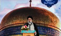 E. Raisi inauguruotas naujuoju Irano prezidentu