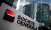 """""""Societe Generale"""" taip pat uždirbo daugiau, nei tikėtasi"""