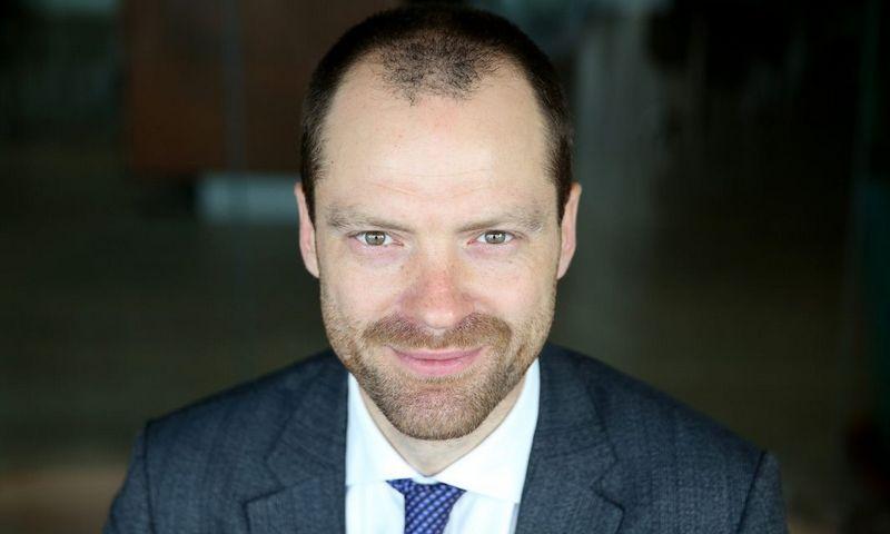 """Rytis Davidovičius, UAB """"Braitin"""" vadovas. Bendrovės nuotr."""