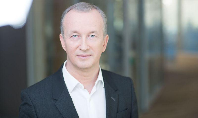 """Ainis Kavaliauskas, """"FrontIT"""" generalinis direktorius. Bendrovės nuotr."""