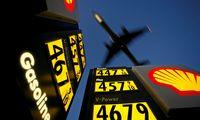 Pasaulio naftininkai užkūrė dividendų vakarėlį, akcijų kainos dar neatsigavo
