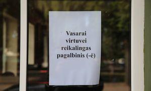 Nerado valytojos Lietuvoje – atvyksta ir iš Kenijos