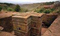Sukilėliai Etiopijoje užėmė UNESCO saugomą Lalibelos miestą