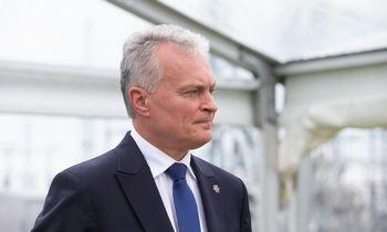 Minsko režimas migrantais naudojasi tarsi įkaitais, teigia Prezidentūra