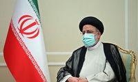 E. Raisi prisaikdintas Irano prezidentu