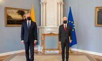Paskirti Lietuvos ambasadoriai Turkijoje, Egipte ir prie Tarptautinių organizacijų
