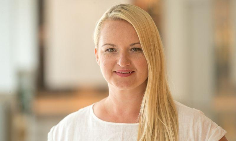 Žiniasklaidos planavimo agentūrai OMD nuo šiol vadovauja Rima Olberkytė-Stankus. Vladimiro Ivanovo (VŽ) nuotr.