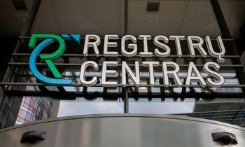 Registrų centras atvėrė įmonių finansinių rezultatų duomenis