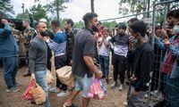 Trečiadienį sulaikyta 19 neteisėtų migrantų, apgręžta – daugiau nei 300