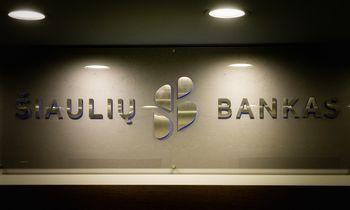Šiaulių bankas didina rinkos dalį, leis 250 mln. Eur obligacijų