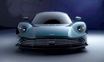 """""""Aston Martin Valhalla"""" – F1 technologijos persikelia į gatves"""