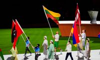 Su olimpinėmis žaidynėmis atsisveikinęs Tokijas perdavė estafetę Paryžiui
