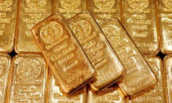 FED ir darbo rinkaišgąsdino investuotojus į auksą: trumpam smuko 4,4%