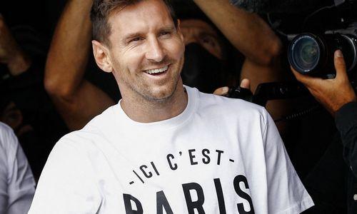 L. Messi atskrido į Paryžių, kontrakto su PSG tikimasi trečiadienį