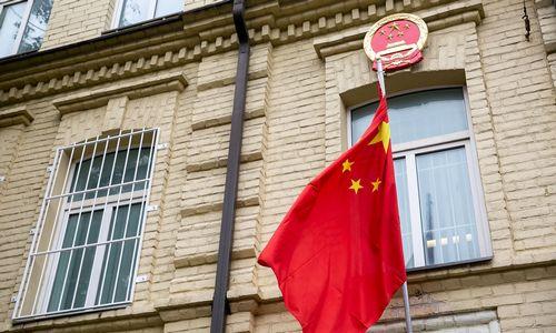 Kinija dėl Taivano atstovybės atšaukia savo ambasadorių, Lietuvos reikalaujapadaryti tą patį