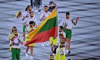 Žaidynės Tokijuje: rekordus gerino ne tik olimpiečiai