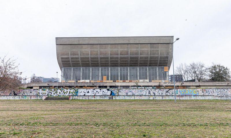 Vilniaus koncertų ir sporto rūmai. Juditos Grigelytės (VŽ) nuotr.