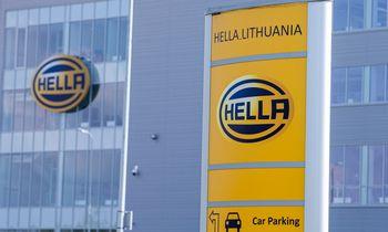 """Prancūzai perka automobilių pramonininkę """"Hella"""""""