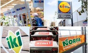 """Prekybos tinklai: ką sako jų retorika, ar keisis """"Iki"""" ir """"Lidl"""" pozicijos"""