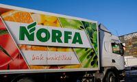 """""""Norfa"""" rekordinę vasarą fiksuoja ne tik apyvarta, bet ir prekių svoriu"""