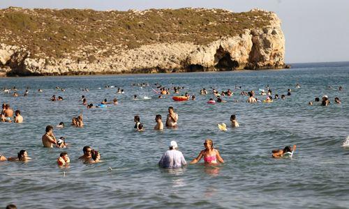 Nuo metų pradžios Antalijoje jau apsilankė daugiau nei 4 mln. užsienio turistų