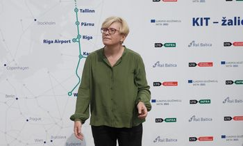 V. Čmilytė-Nielsen ir I. Šimonytė: Baltijos kelio bendrystė nepranyko
