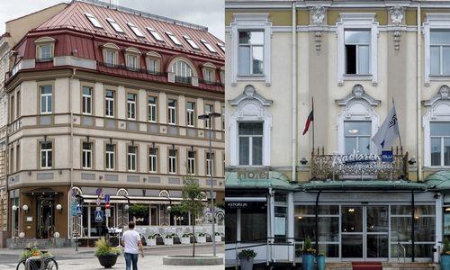Pagalbos verslui fondas į du Vilniausviešbučius investuoja 27,3 mln. Eur