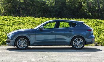 """""""Maserati Levante Hybrid"""": hibridinė ateitis pagal italus"""