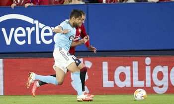 Mėnesio sandoris: CVC perka Ispanijos futbolo lygą