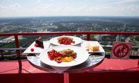 Restoranų apyvarta šiemet susitraukė 3,8%
