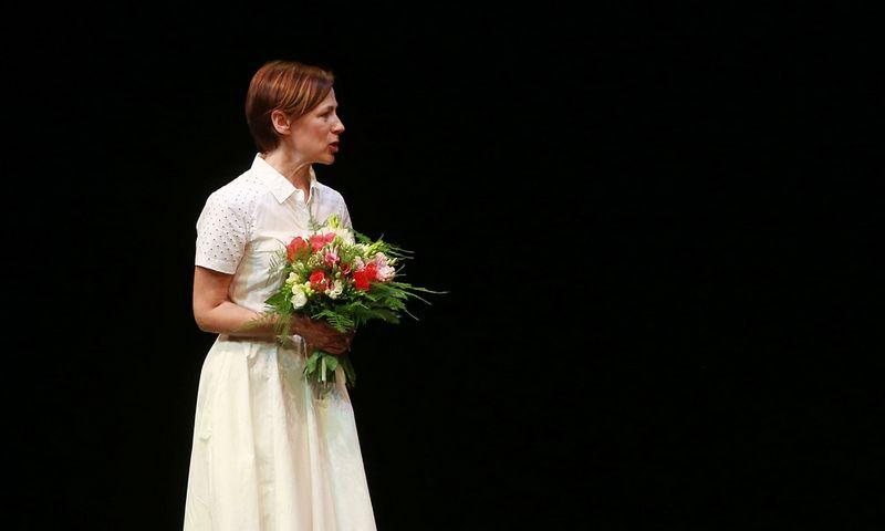 """Ina Pukelytė, teatrologė. Aliuaus Koroliovo (""""15min"""") nuotr."""