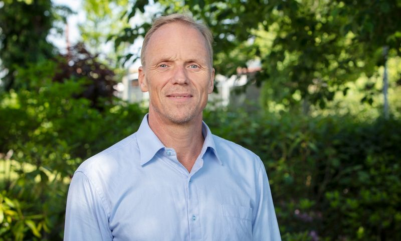 """Peteris Overgaardas, """"Ignitis renewables"""" nepriklausomas valdybos narys. Bendrovės nuotr."""