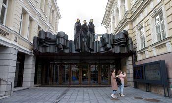 Nacionalinis dramos teatras pristatė naujas erdves ir 82-ąjį sezoną