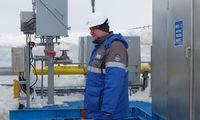 """""""Gazprom"""" vadovas: dujų tiekimas """"Nord Stream 2"""" gali prasidėti šiais metais"""