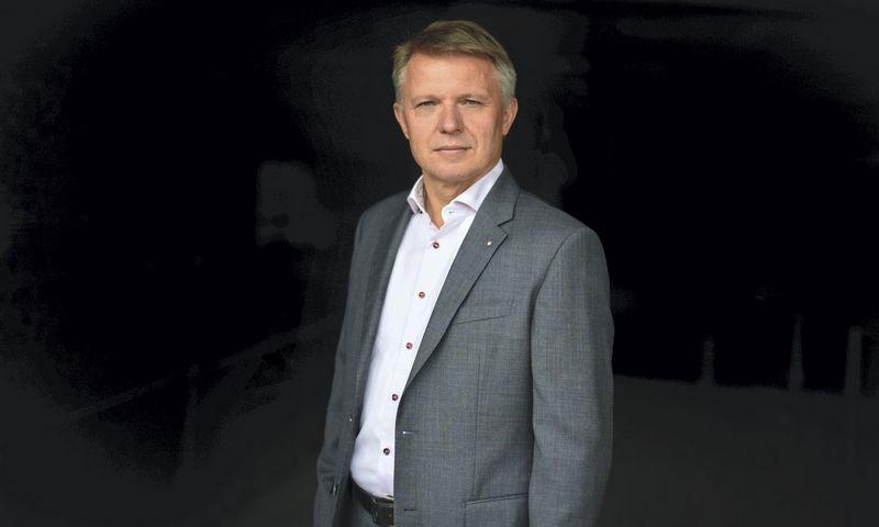 """Gintautas Mažeika, verslo valdymo paslaugų bendrovės """"Mažeika ir partneriai"""" vadovaujantysis partneris."""