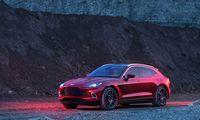 """""""Aston Martin DBX"""": prabanga nuo švaraus lapo"""